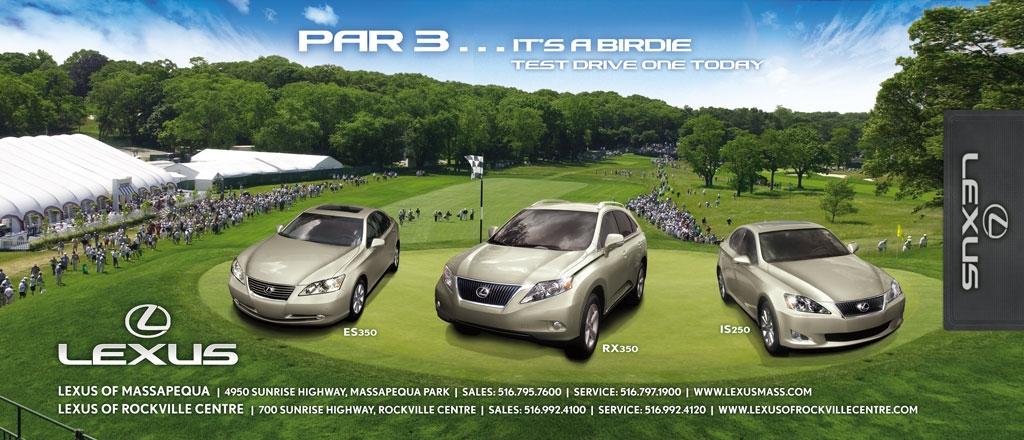 Lexus Of Massapequa >> Target Group Media Digital Art Advertising Detail