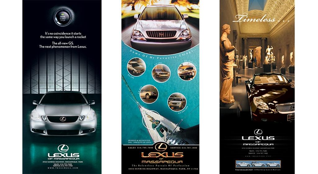 Lexus Of Massapequa >> Target Group Media Work Detail